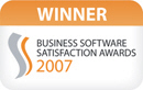 Business Software Satisfaction Awards Image